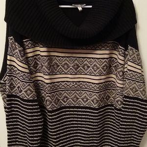 Fair Isle cozy sweater